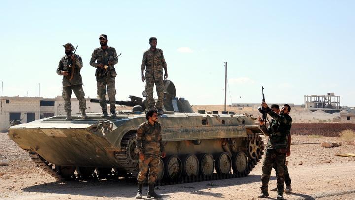 Конец ИГИЛ: Сирийская армия выбила боевиков из последнего оплота