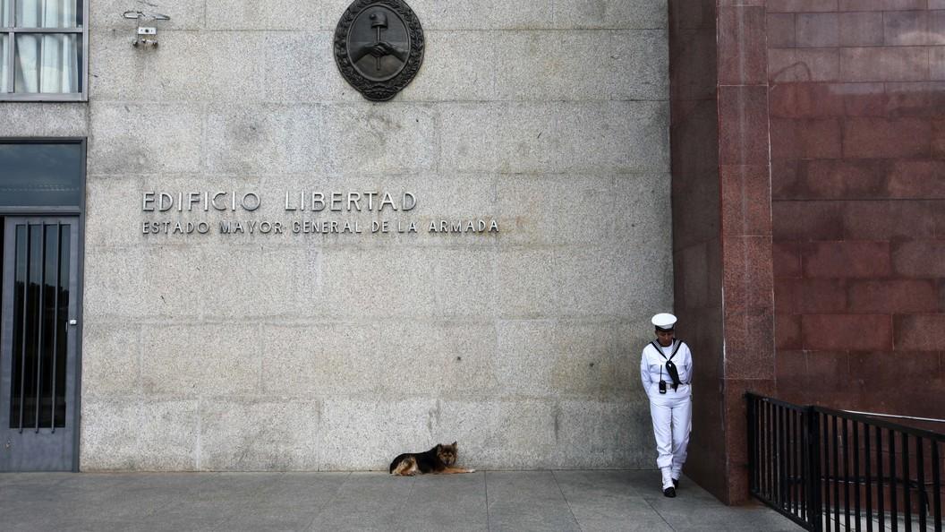 Аргентинский подводник назвал причину вероятной трагедии наподлодке «Сан-Хуан»