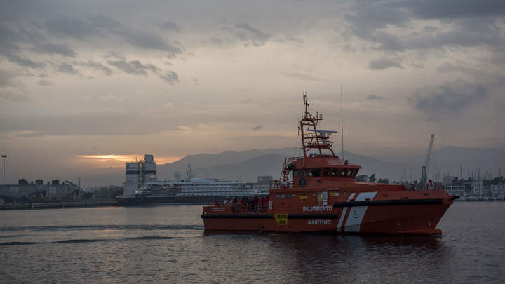 ВИспании задержали российское судно