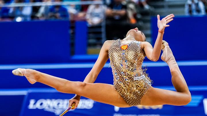 Сборная России выступила на ЧМ по художественной гимнастике на «четверку с двумя плюсами»