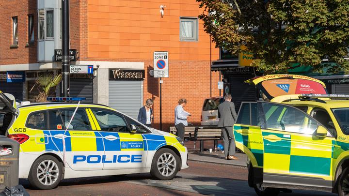 Нож - раз, нож - два: Скотленд-Ярд в недоумении из-за стрельбы на Лондонском мосту
