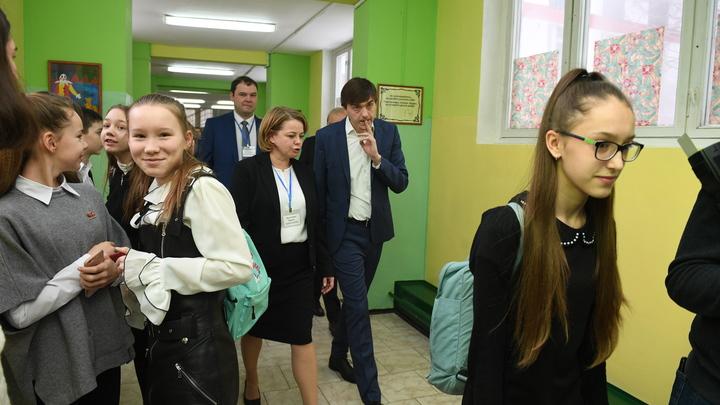 Новосибирским школам рекомендовали отменить занятия в день выборов 17 сентября