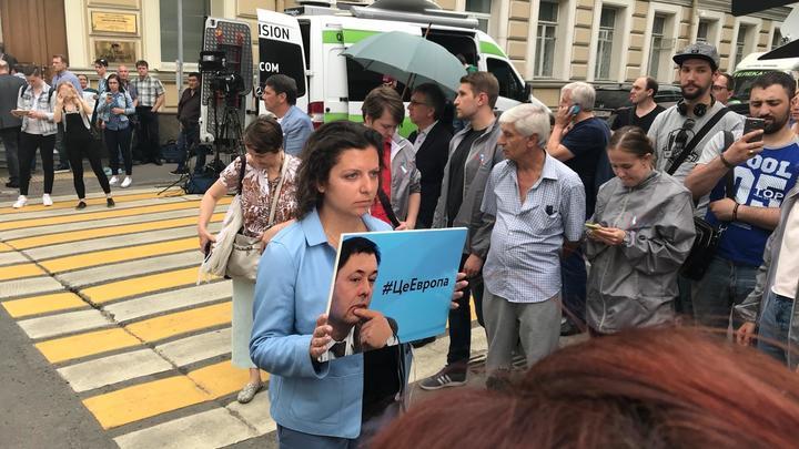Нам нужна цивилизованная реакция Европы: Симоньян потребовала от Меркель осудить арест Вышинского