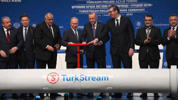 «Турецкий поток» – две тонкие нити мира на заре новой войны