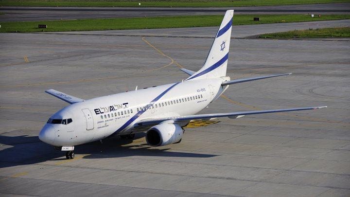 Помятые перышки израильских авиалиний: В Тель-Авиве столкнулись два боинга