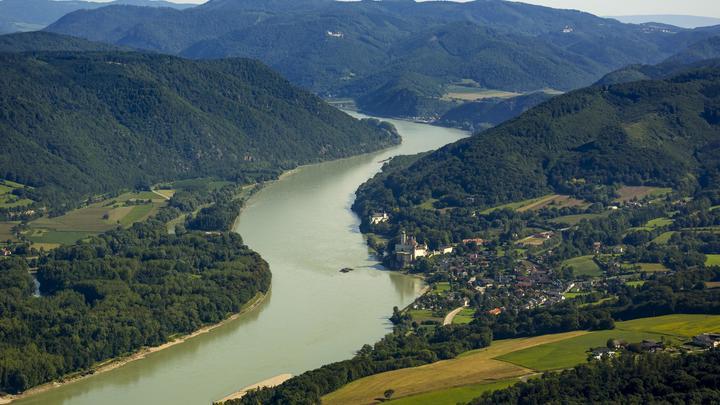 ВМС Украины и Румынии проводят совместные учения на Дунае