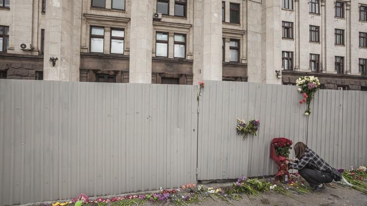 Досвидос! Украинской журналистке посоветовали больше не появляться на российском ТВ после слов о пожаре в Доме профсоюзов