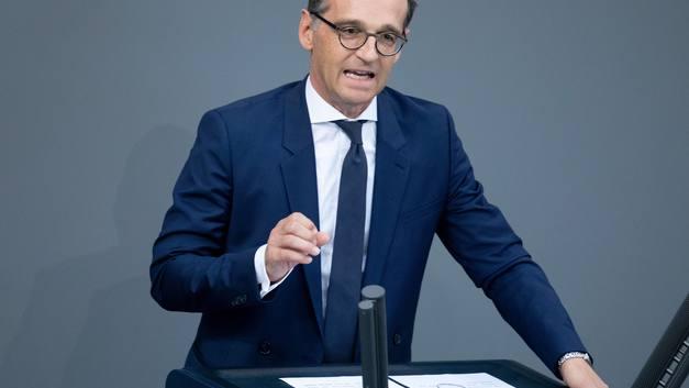 Глава немецкого МИД раскритиковал не оправдавшего надежд Трампа