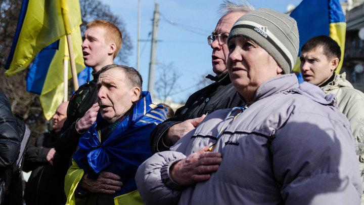 Гимн Украины оказался недостаточно толерантным для Европы