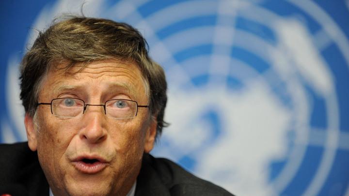 Что-то опять задумал: Русские напряглись из-за нового мрачного прогноза Билла Гейтса