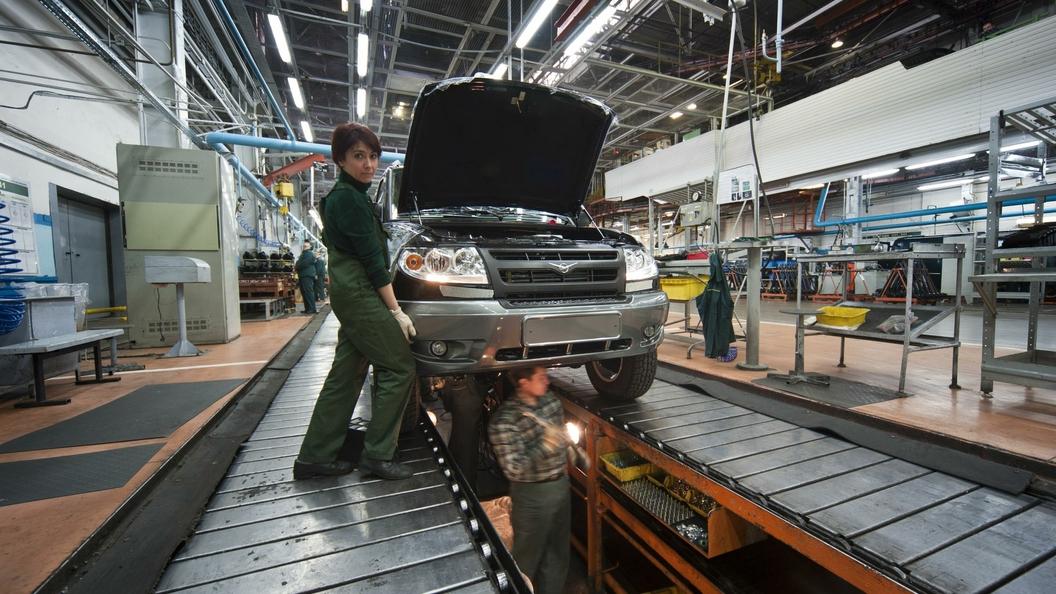 УАЗ готов к продажам машин в Китае
