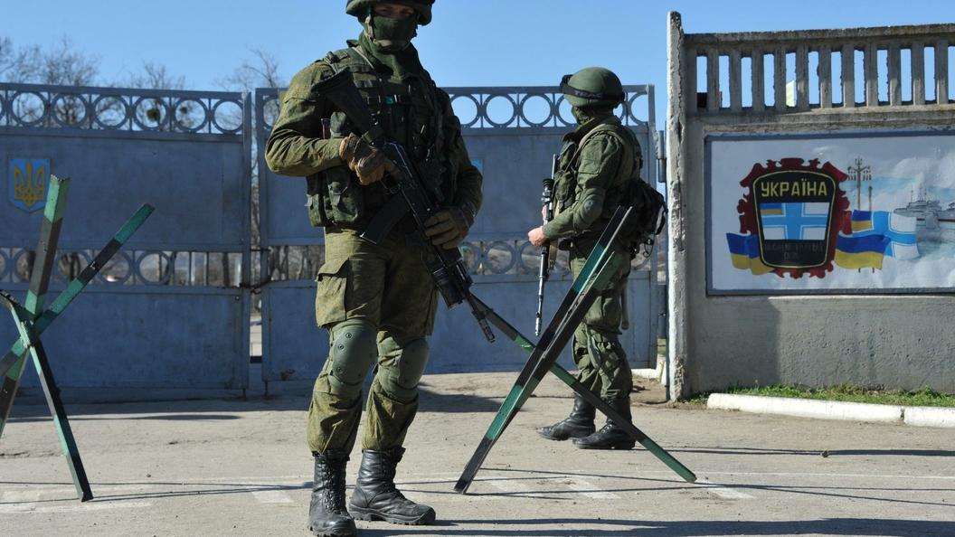Пограничники Украины нашли подводный спиртопровод