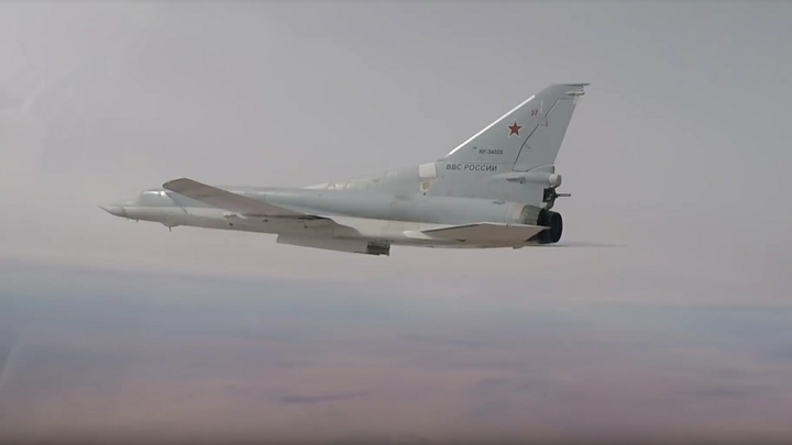 Египет пустит на свои аэродромы российские военные самолеты