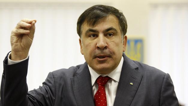 Саакашвили пообещал отрезать Петру Порошенко все пути в Европу