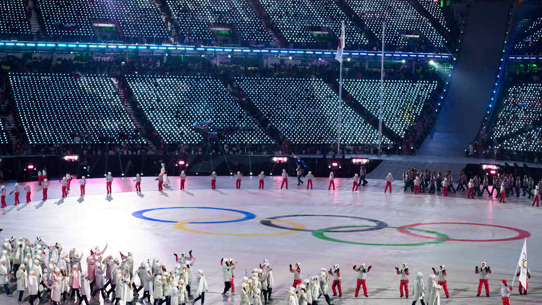 Не только Россию на Олимпиаде дискредитировали Иран и КНДР