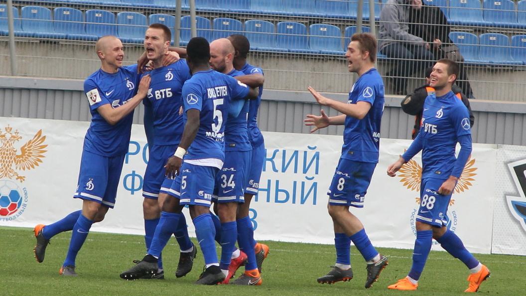 Смертин оставил пост исполнительного директора «Динамо»
