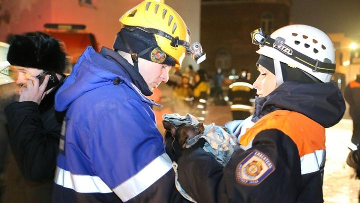 10 человек в больницах: Минздрав обновил данные по пострадавшим при взрыве в Дзержинске
