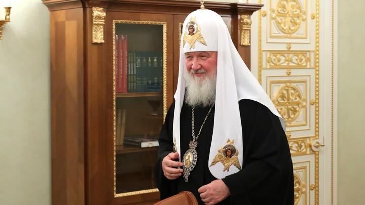 Подарок Святейшему: Уникальный томограф преподнесли московской больнице ко дню рождения Патриарха Кирилла