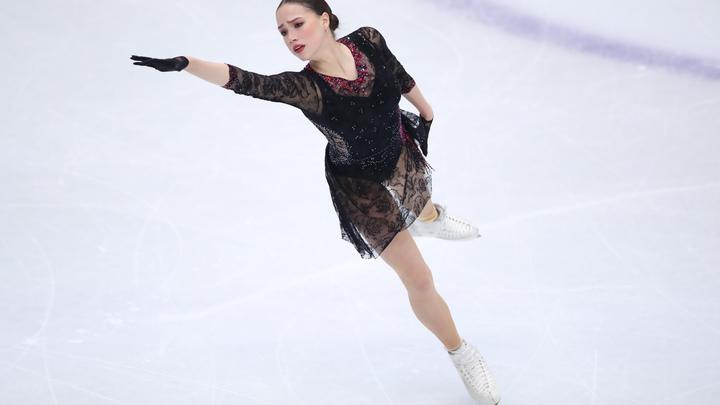 Очень волновалась: Загитова призвала не выбрасывать её из большого спорта