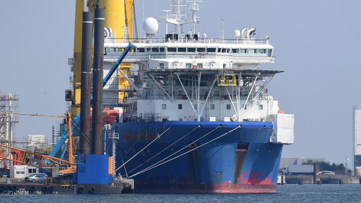 Северный поток - 2 получил гриф секретно: Газпром нашёл способ защитить проект от санкций США