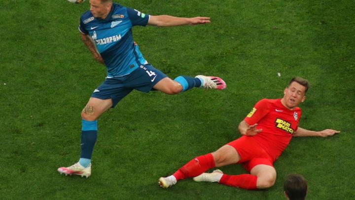 Игрок «Зенита» и молодежной сборной России Даниил Круговой самоизолировлся из-за коронавируса