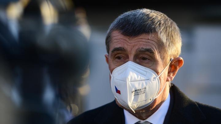 Премьер Чехии призвал разрядить обстановку в отношениях с Москвой