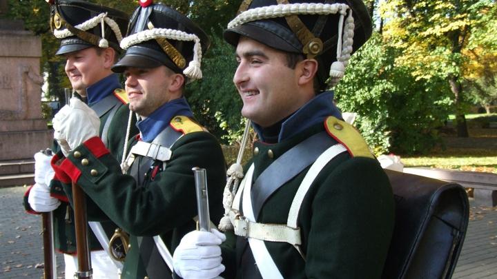 В Москве состоится шоу-реконструкция Цивилизация