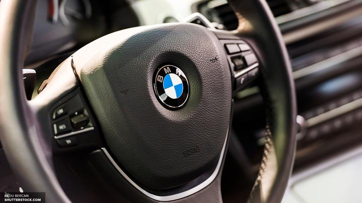 BMW показал зловещую M666 с матовыми дисками