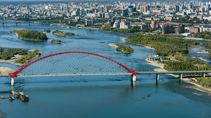 Центр Новосибирска и ОбьГЭС предложили связать речным транспортом