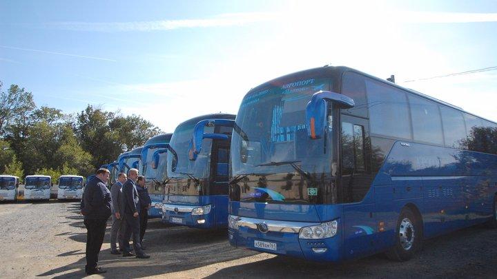 Автобусы из Ростова-на-Дону в аэропорт будут ходить по изменённому маршруту