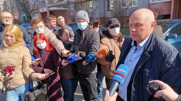 Сегодня во Владимире выберут главу города
