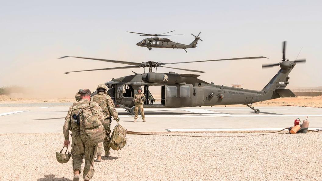 Трамп признал поражение США в Афганистане