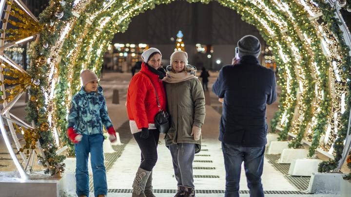 В России подсчитали новогодние траты