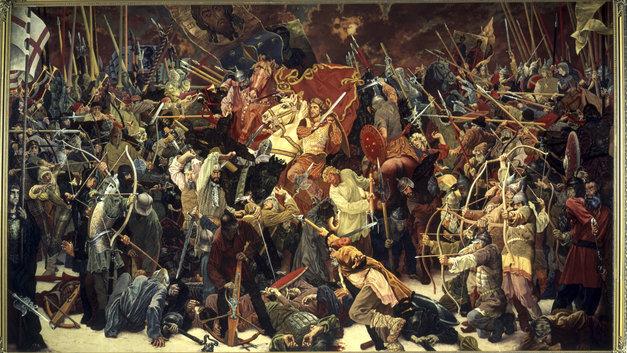 Спустя семь веков Запад идёт войной на Святого Князя Руси: Александр Невский и Ледовое побоище