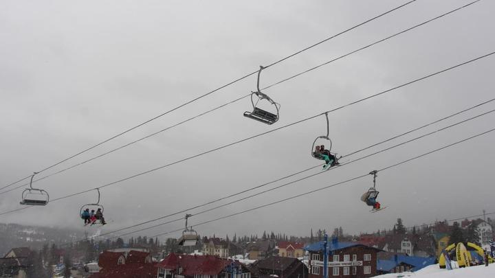 Кузбасский курорт Шерегеш за зимний сезон впервые посетило более 2 миллионов туристов
