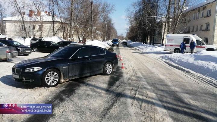 В Иванове и Кинешме молодые автомобилисты сбили пожилых людей
