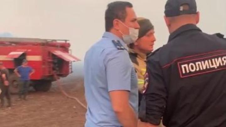 Чем заняты власти? Прокуратура проверит действия чиновников после пожаров в Кинельском районе