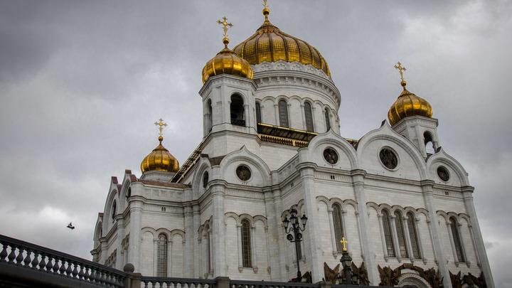 С признательностью за воссоздание Храма Христа Спасителя: Святейший Патриарх Кирилл выразил соболезнования вдове Лужкова
