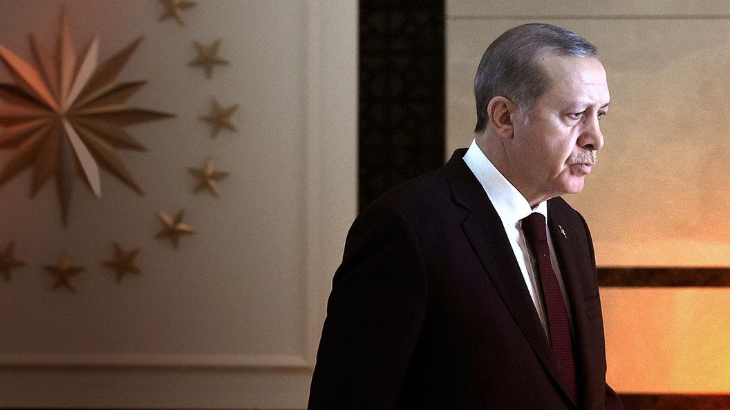 На что обиделся Эрдоган?