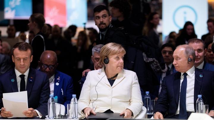 Полный ловушек саммит в Париже: Избавятся ли Германия и Франция от главного препятствия на дороге к России - журналист