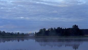 На озере Селигер совершил аварийную посадку гидросамолет