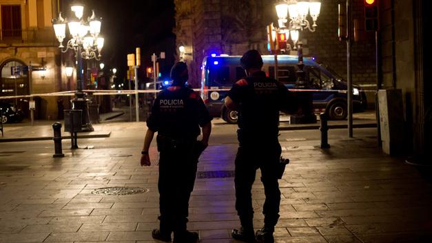 Полиция Испании нашла штаб-квартиру каталонских террористов