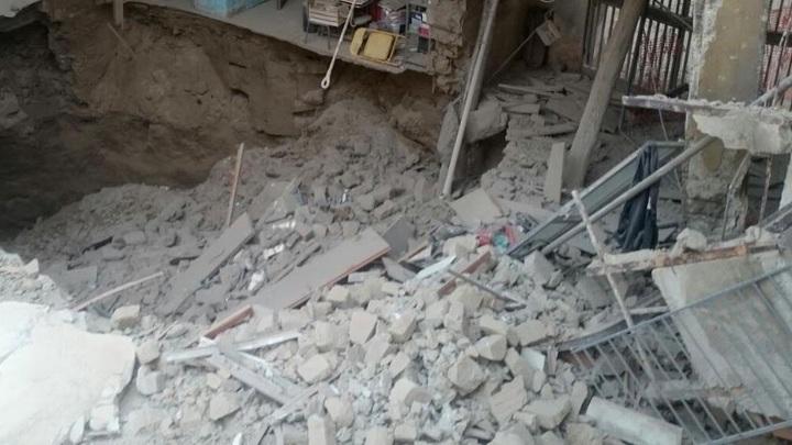Специалисты назвали предварительную причину обрушения дома в Ижевске