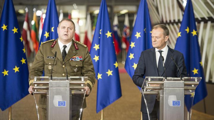 США не поздоровится: Евросоюз превратится в колоссальную армию