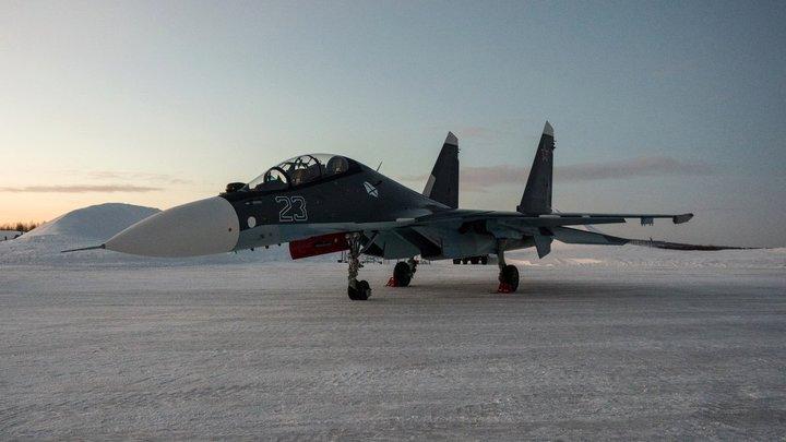 Армения купила у России 4 истребителя Су-30СМ и планирует еще - Минобороны республики