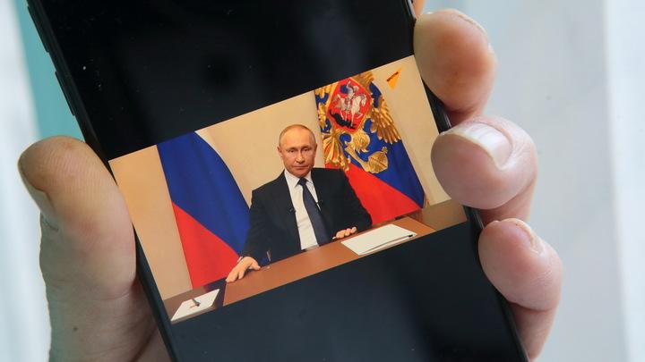 Плюсы работы на удалёнке: Путин рассказал, что поднимет настроение москвичей