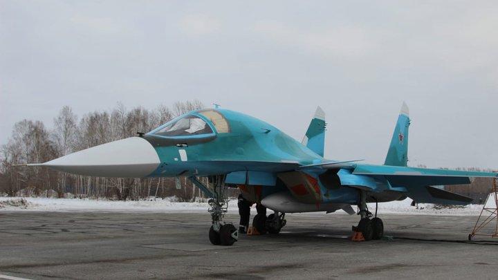 Русские летают с комфортом: Немцев удивил сервис истребителя Су-34