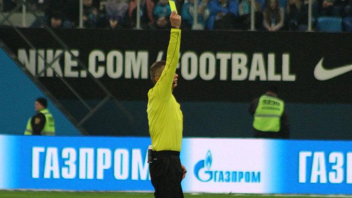 Назначены арбитры матча Россия – Турция