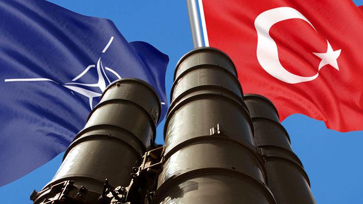 Турция «бьёт» НАТО российскими С-400