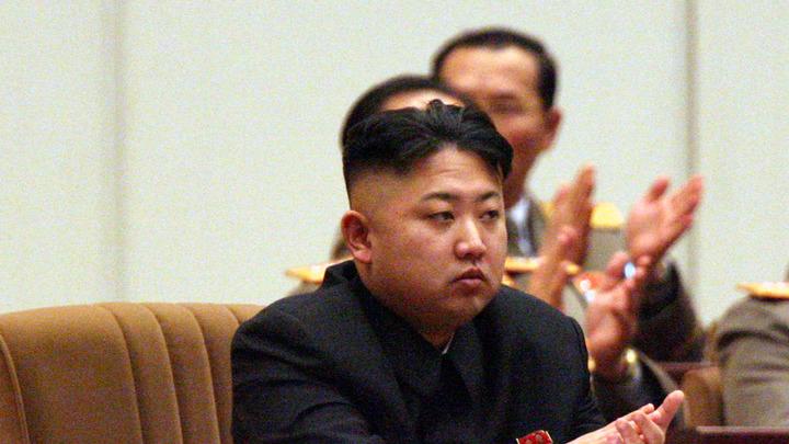 Ким Чен Ын вышел из вагона - очевидец